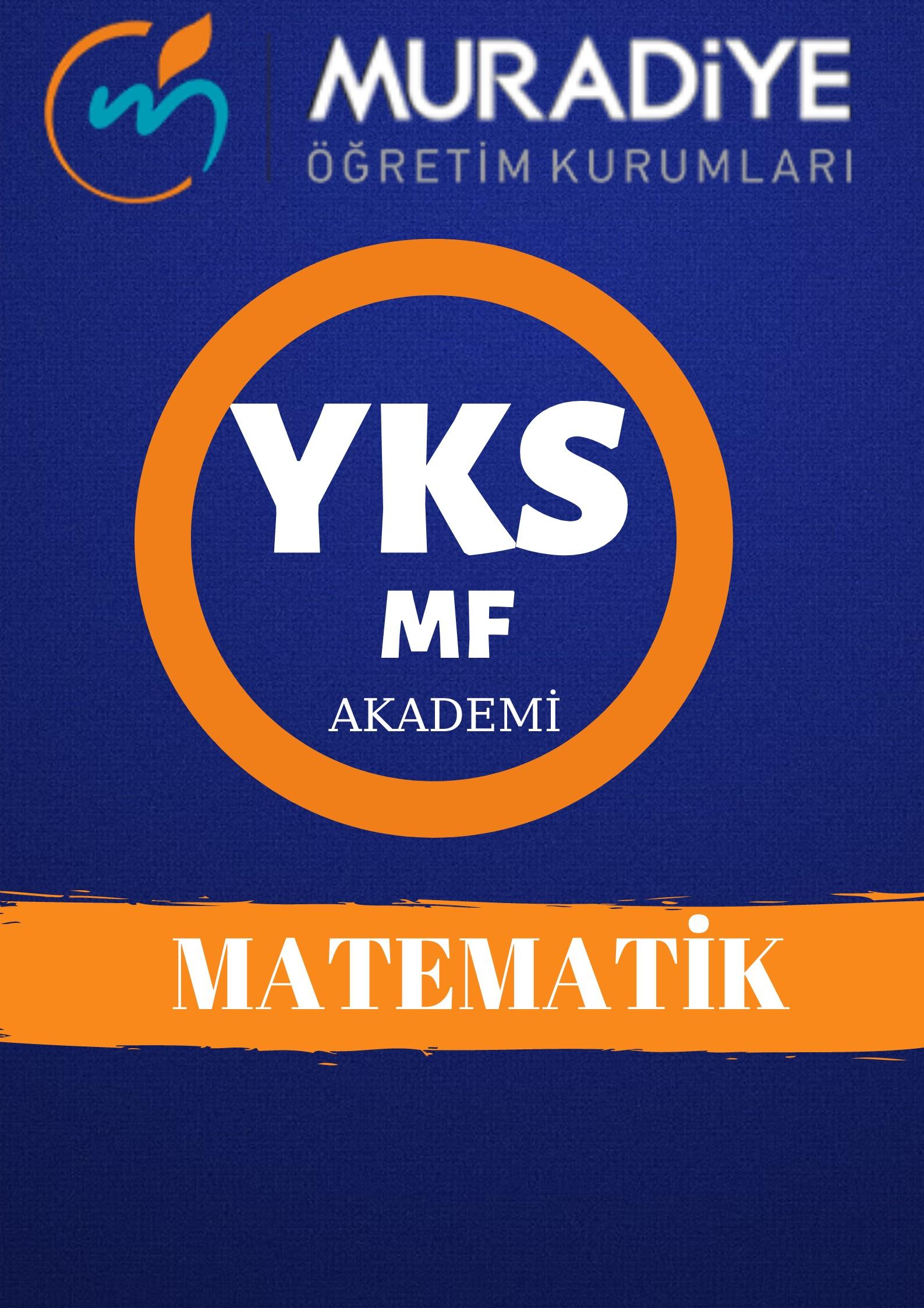 YKS MF | MATEMATİK