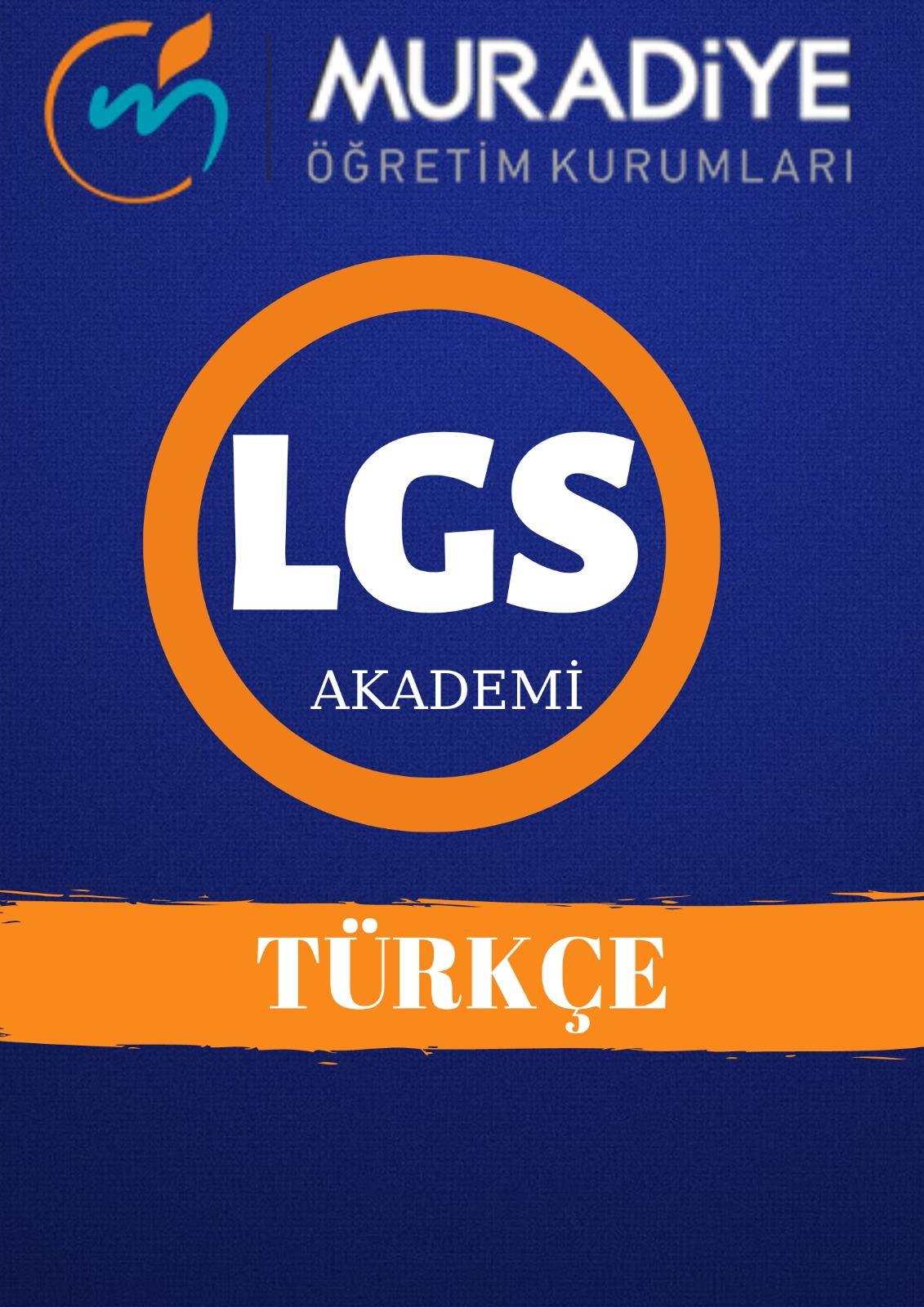 LGS   TÜRKÇE